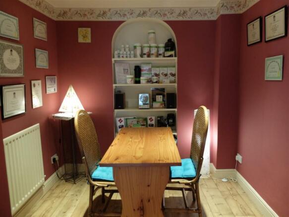 Study Area/Alcove