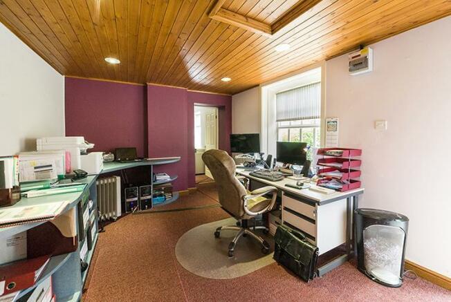 Garden Office - Room One