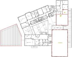 Vacant space plan