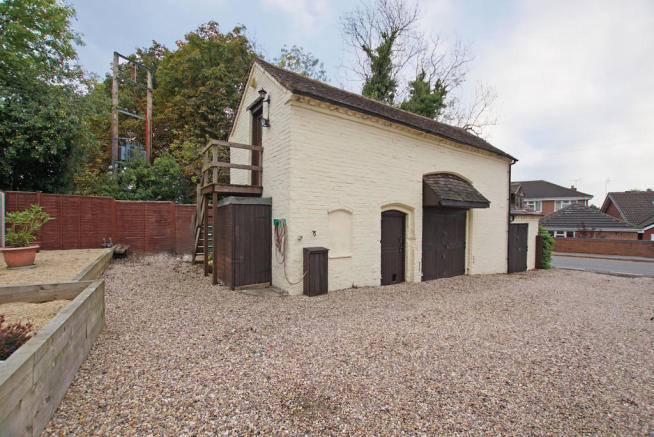Outbuildings and ...