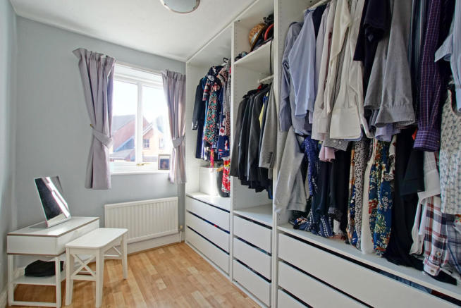 Bedroom Four/Dres...