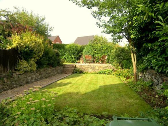Garden From Cottage