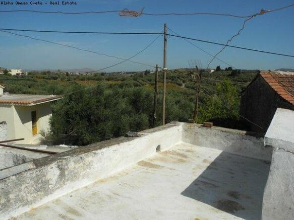 Bedrm roof terrace