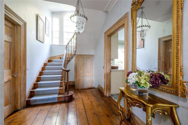 Hall To Stairs