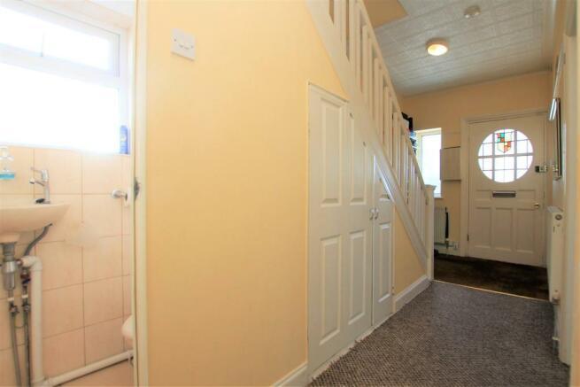 Reception Hallway / W/C