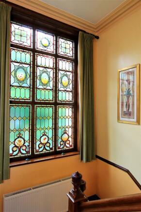 First Floor Feature Window