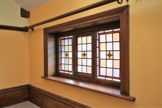 Second Floor Feature Window