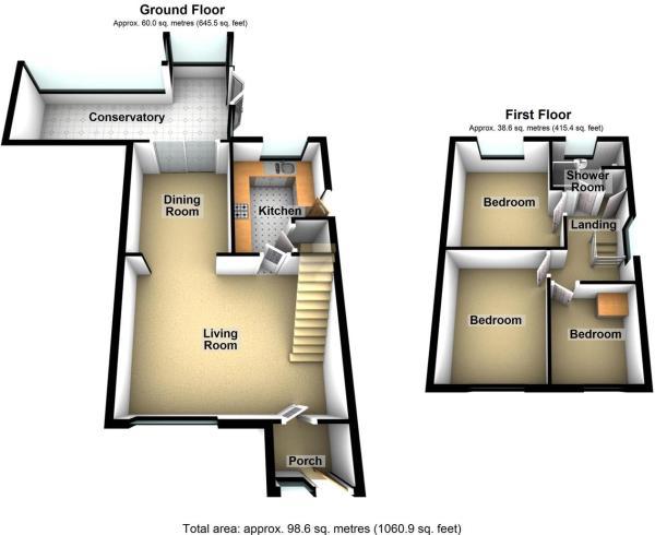 Birchwood - Floor Plan