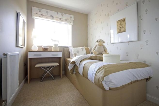 Aylesbury single bedroom