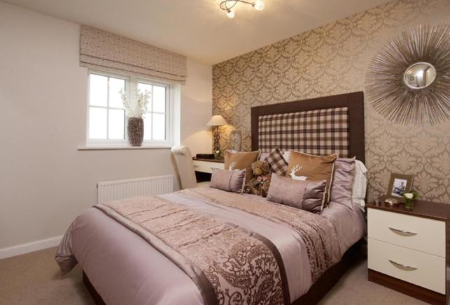 The Smithy double bedroom