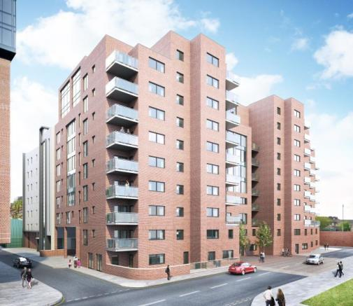 1 bedroom apartment for sale in Kings Dock Mill, Liverpool ...
