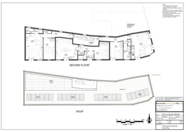 A104P3 Second Floor and Roof Plan @A3 (2).jpg