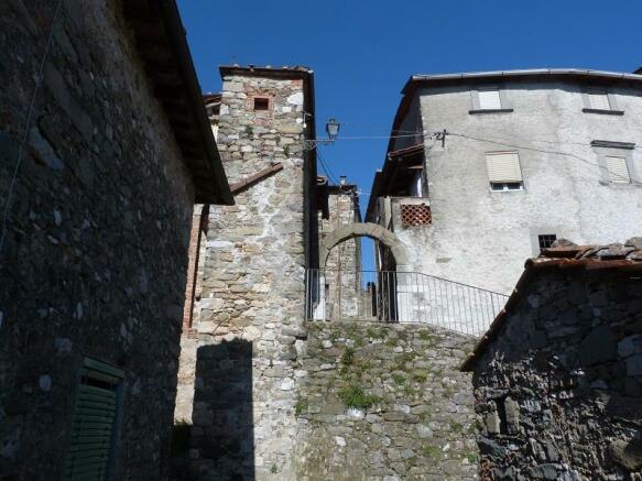 Original castle proo