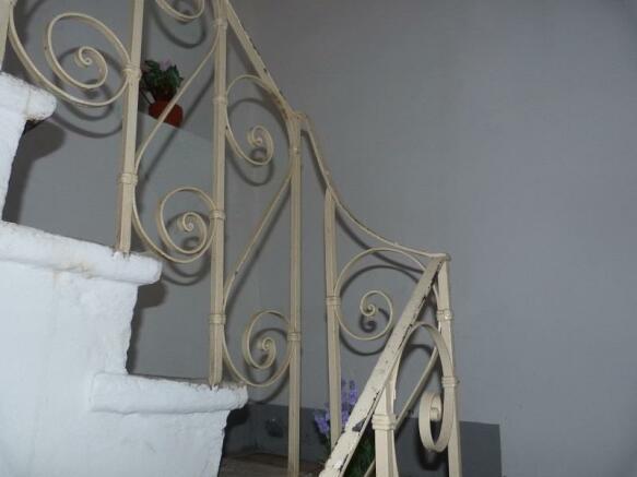 Original stairs