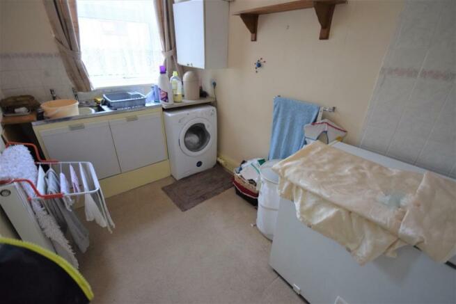 Utility / Bedroom 3