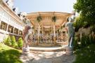 wedding garden pagodas