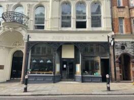 Photo of Former Joe's Kitchen, 34 - 36 Ludgate Hill, London, EC4M