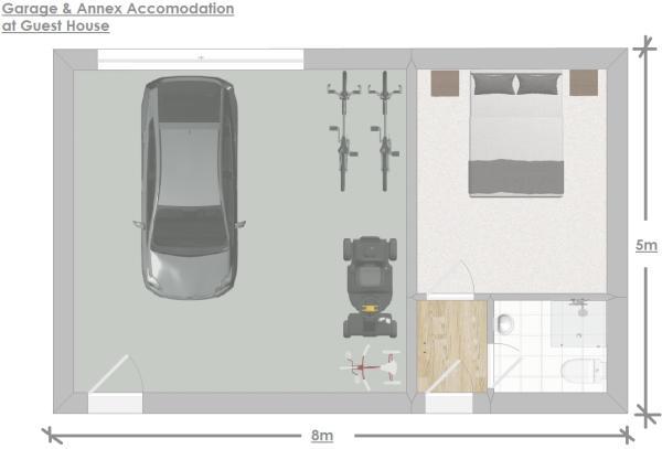 Lodge Garage + Annex