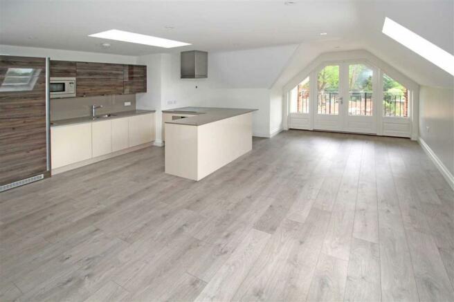 Kitchen / Sitting