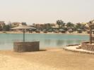 beach and lagoon