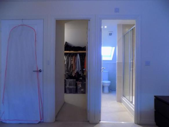 Ensuite and Dressing Room