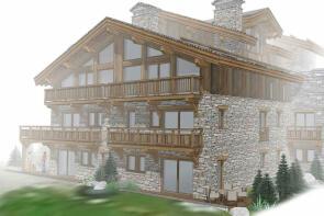 Photo of St-Martin-de-Belleville, Savoie, Rhone Alps