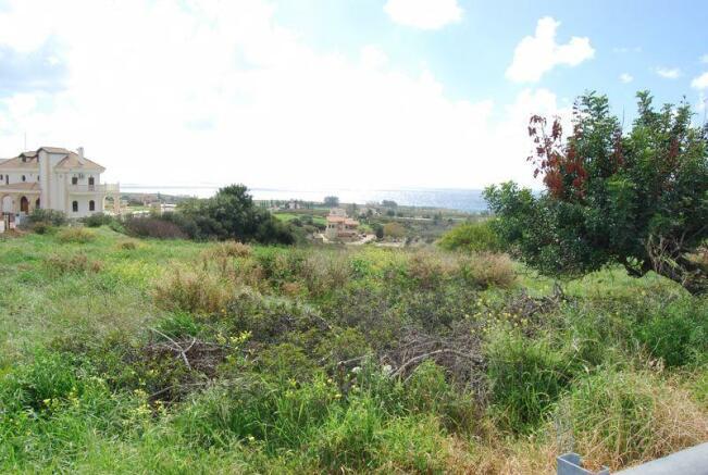 Level Plot of Land