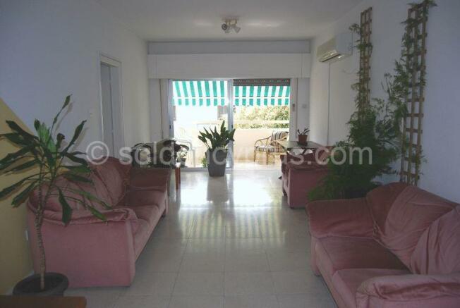 Lounge with Veranda