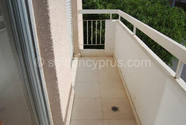 Terrace from Bedroom