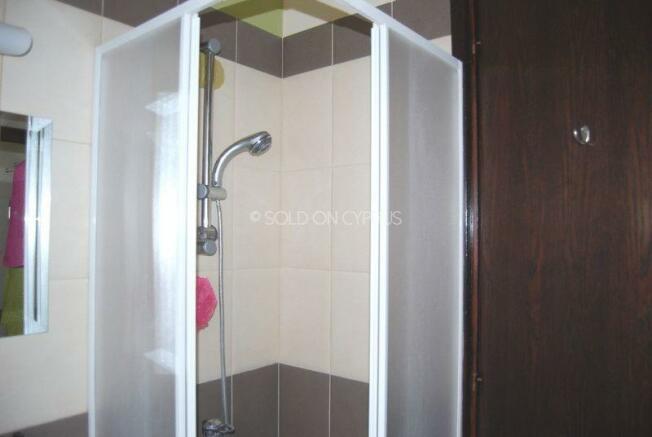 Walk In Shower In