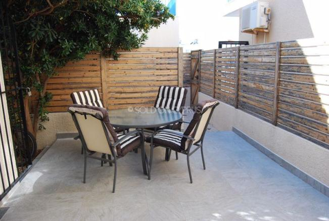 Patio Directly From