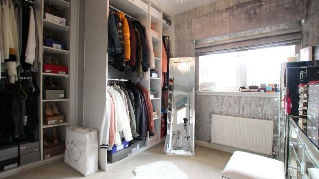 Bedroom/Dressing