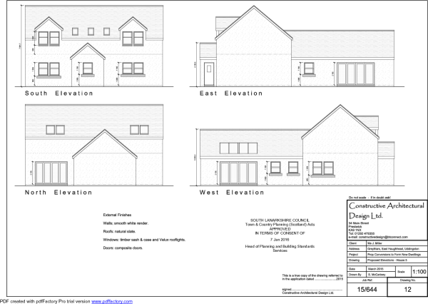 Plot 5 - Proposed elevations - Approved.pdf