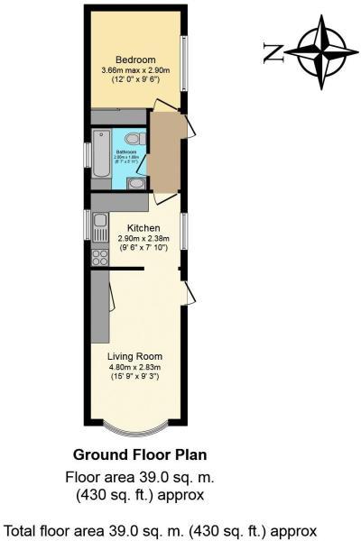 Redleaf Floorplan