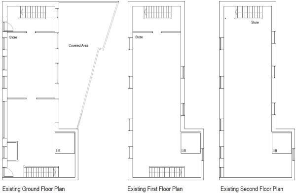 Floorplan Existing.j