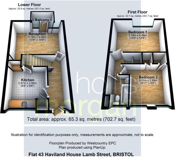 Flat 43 Haviland House Lamb Street, BRISTOL3d.jpg