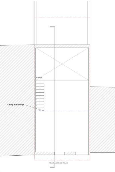 REFUSED PLANNING - FIRST FLOOR PLAN EXISTING.jpg