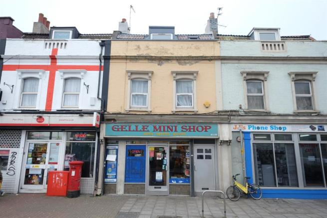 3 Bedroom Flat For Sale In Mixed Use Investment Bs5 Bs5