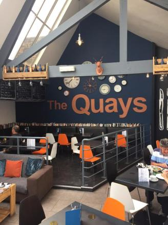 Quays Cafe Bar