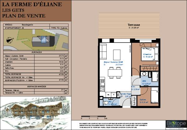 floor plan n°3