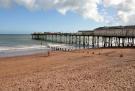 Teignmouth Pier a...
