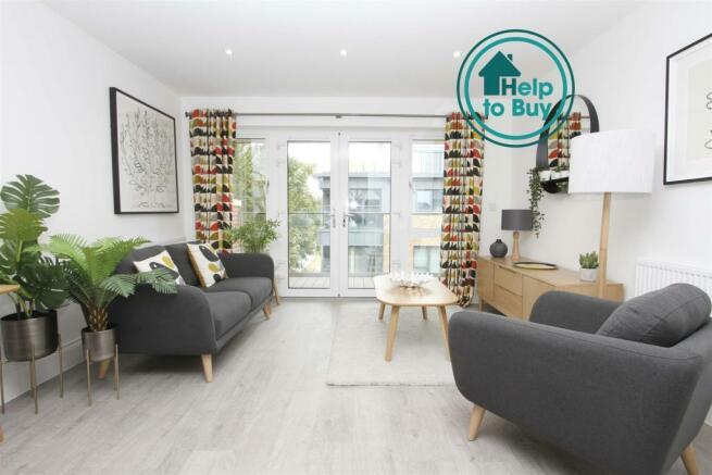 Show Apartment Living Room