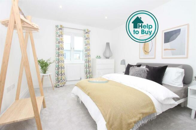 Show Apartment Bedroom 2