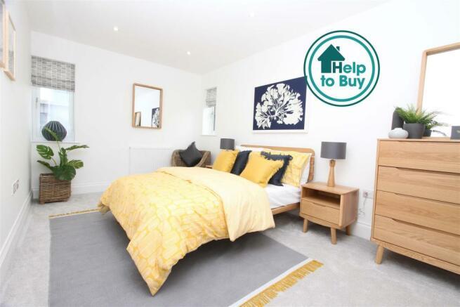 Show Apartment Bedroom 1