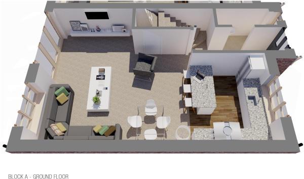 Floor Plan - Ground