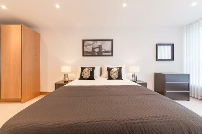 Master Bedroom - Bed Shot