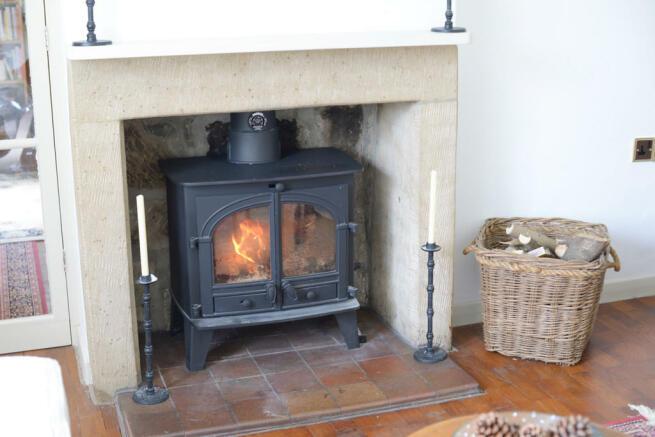 Living Room Fire