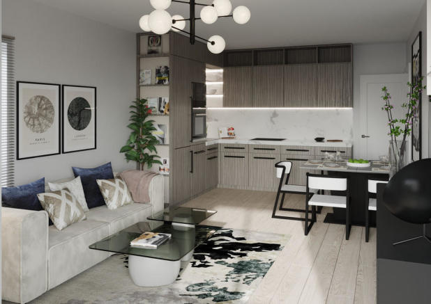 Example Kitchen/L...