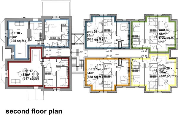 Second Floor Over...