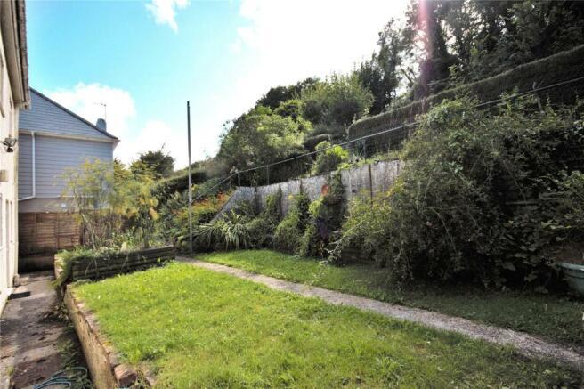 Lower Rear Garden